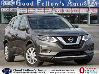 Used 2017 Nissan Rogue S MODEL, 4CYL 2.5L, REARVIEW CAMERA, PARKING ASSIS for sale in Toronto, ON