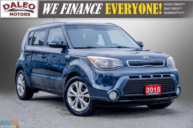 2015 Kia Soul EX+ / BUCKET HEATED SEATS / KEYLESS ENTRY / Photo1