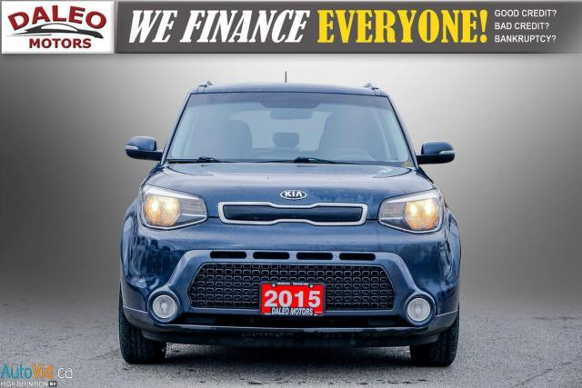 2015 Kia Soul EX+ / BUCKET HEATED SEATS / KEYLESS ENTRY / Photo3