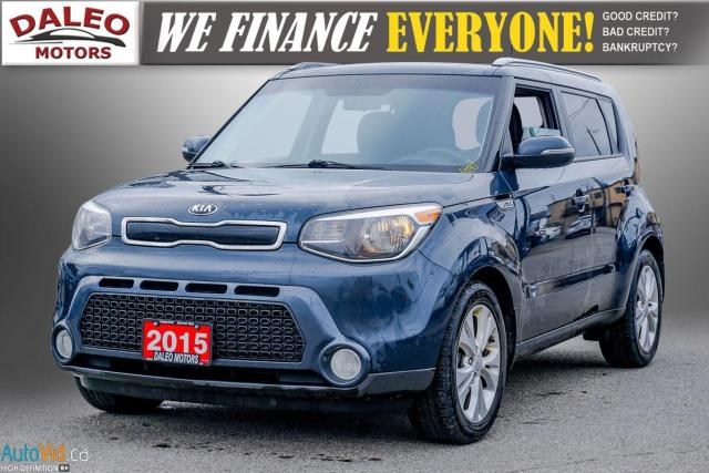 2015 Kia Soul EX+ / BUCKET HEATED SEATS / KEYLESS ENTRY / Photo4