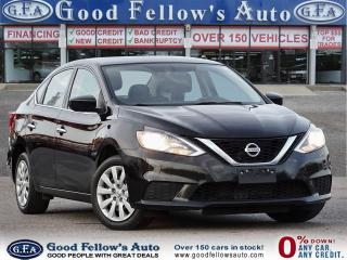 Used 2017 Nissan Sentra SV MODEL, RAERVIEW CAMERA, HEATED SEATS for sale in Toronto, ON