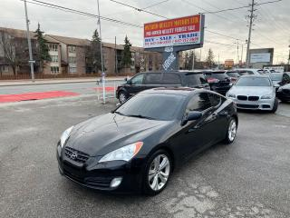 Used 2012 Hyundai Genesis Coupe Premium for sale in Toronto, ON