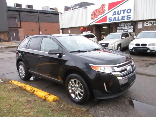 2012 Ford Edge Limited ~ LEATHER ~ NAV ~ REAR CAM ~ REMOTE START