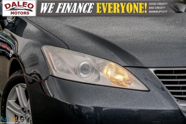 2007 Lexus ES 350 LEATHER / POWER MOONROOF / COOLED & HEATED SEATED Photo2