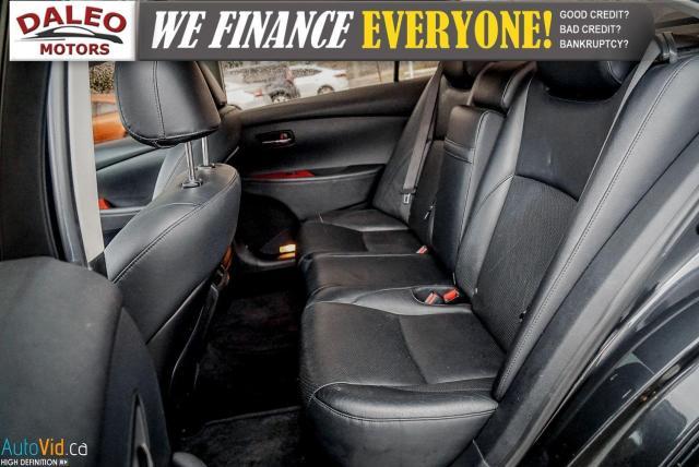 2007 Lexus ES 350 LEATHER / POWER MOONROOF / COOLED & HEATED SEATED Photo12