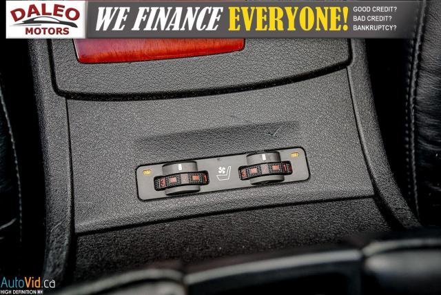2007 Lexus ES 350 LEATHER / POWER MOONROOF / COOLED & HEATED SEATED Photo22