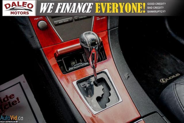 2007 Lexus ES 350 LEATHER / POWER MOONROOF / COOLED & HEATED SEATED Photo23