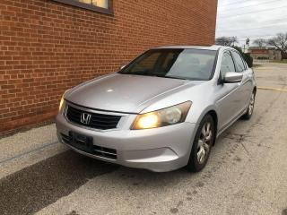 Used 2008 Honda Accord EX/SUNROOF for sale in Oakville, ON