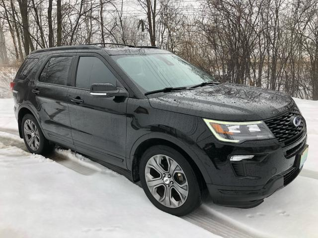 2018 Ford Explorer SPORT With only 47500 km  $162 weekly