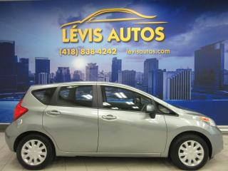 Used 2014 Nissan Versa Note SV AUTOMATIQUE 83800 KM BLUETOOTH TRES P for sale in Lévis, QC