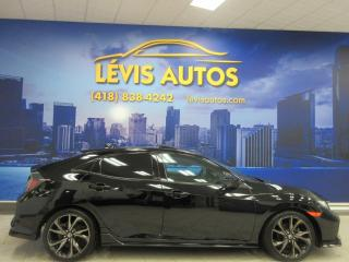 Used 2017 Honda Civic SPORT AUTOMATIQUE 38900 KM TOIT OUVRANT for sale in Lévis, QC