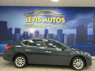 Used 2016 Nissan Sentra SV 25300KM TOIT OUVRANT CAMERA DE RECUL for sale in Lévis, QC