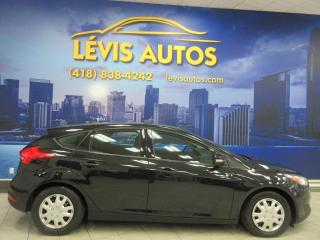 Used 2015 Ford Focus SE 49500 KM AUTOMATIQUE BANC CHAUFFANT B for sale in Lévis, QC