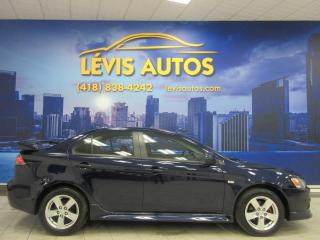 Used 2013 Mitsubishi Lancer 10E ANNIVERSAIRE AUTOMATIQUE AIR CLIMATI for sale in Lévis, QC