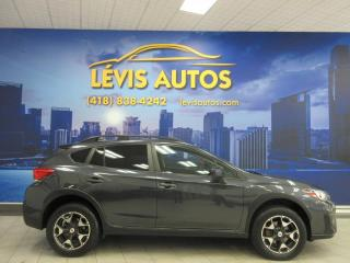 Used 2018 Subaru XV Crosstrek TOURING AWD AUTOMATIQUE 72900 KM CAMERA for sale in Lévis, QC