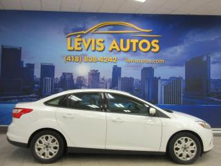 Used 2014 Ford Focus SE AUTOMATIQUE 108400 KM AIR CLIMATISE B for sale in Lévis, QC