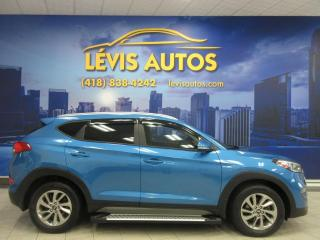 Used 2016 Hyundai Tucson PREMIUM AWD 38100 KM CAMERA DE RECUL BLU for sale in Lévis, QC