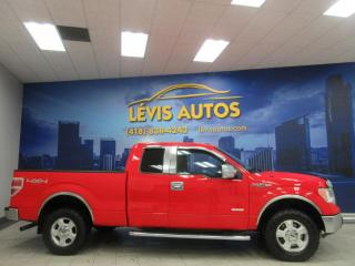 Used 2013 Ford F-150 XLT ECOBOOST 3.5L 4X4 115400 KM for sale in Lévis, QC