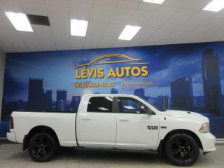 Used 2017 RAM 1500 SPORT CREW CAB BLACK EDITION 5.7L HEMI 4 for sale in Lévis, QC