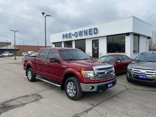 Used 2014 Ford F-150 XLT for sale in Brantford, ON