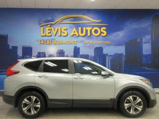 Used 2017 Honda CR-V LX AWD CAMERA DE RECUL BLUETOOTH AIR CLI for sale in Lévis, QC