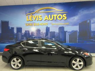 Used 2014 Acura ILX TECH AUTOMATIQUE CUIT/TOIT OUVRANT/GPS N for sale in Lévis, QC