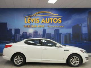 Used 2013 Kia Optima LX TOIT PANO BLUETOOTH BANC CHAUFFANT TO for sale in Lévis, QC