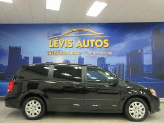 Used 2016 Dodge Grand Caravan SE 7 PASSAGERS 32000 KM TRES PROPRE BAS for sale in Lévis, QC