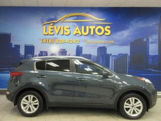 Used 2018 Kia Sportage LX AWD 46300 KM CAMERA DE RECUL BLUETOOT for sale in Lévis, QC