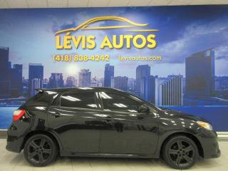 Used 2013 Toyota Matrix S SPORT MANUEL AIR CLIMATISE BLUETOOTH T for sale in Lévis, QC