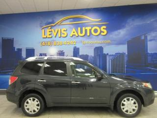 Used 2011 Subaru Forester XT LIMITED AWD CUIR TOIT PANO CAMERA DE for sale in Lévis, QC
