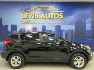 Used 2011 Kia Sportage LX MANUEL AIR CLIMATISE BLUETOOTH BANC C for sale in Lévis, QC