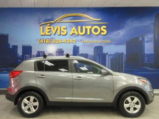 Used 2014 Kia Sportage LX AWD AIR CLIMATISE BLUETOOTH BANC CHAU for sale in Lévis, QC