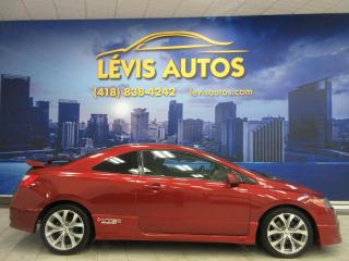 Used 2008 Honda Civic SI MANUEL 6 VITESSES TOIT OUVRANT AIR CL for sale in Lévis, QC