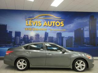 Used 2014 Nissan Altima SV 83200 KM TOIT BLUETOOTH BANC CHAUFFAN for sale in Lévis, QC