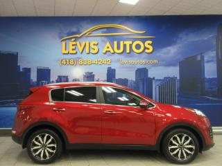 Used 2017 Kia Sportage EX AUTOMATIQUE 31900 KM CAMERA DE RECUL for sale in Lévis, QC