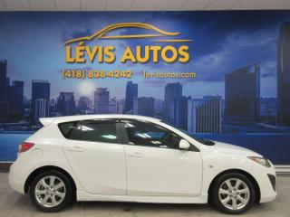 Used 2010 Mazda MAZDA3 2.5 SPORT MANUEL 6 VITESSES AIR CLIMATIS for sale in Lévis, QC