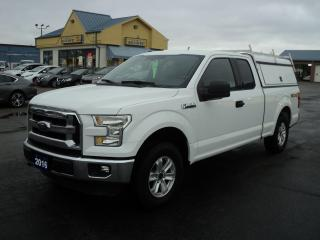 Used 2016 Ford F-150 XLT SuperCab4x4 3.5L 6.5ft Box BackUpCam for sale in Brantford, ON
