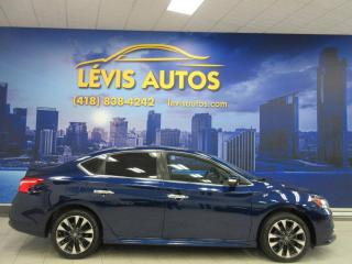 Used 2016 Nissan Sentra SR AUTOMATIQUE TOIT OUVRANT CAMERA DE RE for sale in Lévis, QC