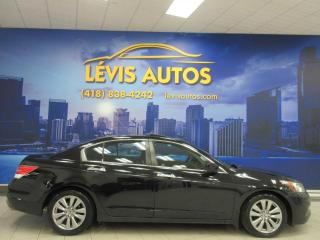 Used 2011 Honda Accord EX V-6 AUTOMATIQUE AIR CLIMATISE TOIT OU for sale in Lévis, QC