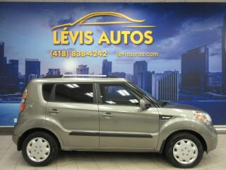 Used 2011 Kia Soul 2U MANUEL AIR CLIMATISE BLUETOOTH BANC C for sale in Lévis, QC
