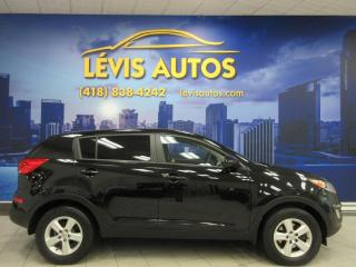 Used 2015 Kia Sportage LX MANUEL 6 VITESSES 50900 KM AIR CLIMAT for sale in Lévis, QC