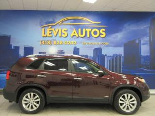 Used 2011 Kia Sorento EX V-6 AWD CUIR TOIT PANO CAMERA DE RECU for sale in Lévis, QC