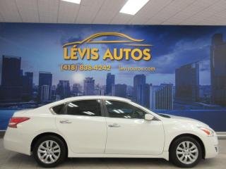 Used 2013 Nissan Altima S AUTOMATIQUE AIR CLIMATISE BLUETOOTH TR for sale in Lévis, QC