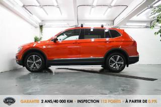 Used 2018 Volkswagen Tiguan HIGHLINE 4MOTION + 7 Pass + GPS for sale in Québec, QC