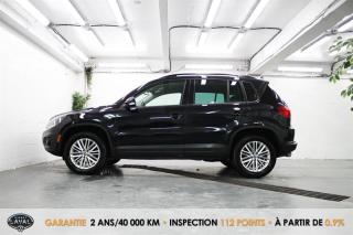 Used 2016 Volkswagen Tiguan 4MOTION SE + Keyless + Caméra for sale in Québec, QC