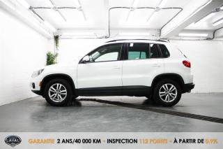 Used 2014 Volkswagen Tiguan 4MOTION  Trendline + Banc Chauffant for sale in Québec, QC