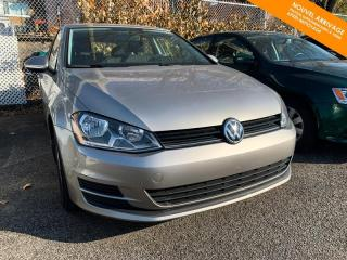 Used 2016 Volkswagen Golf Auto Trendline 1.8 TSI Caméra + Bluetooth for sale in Québec, QC