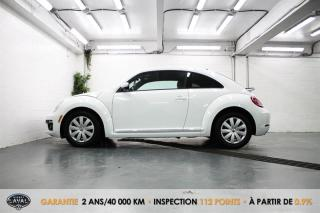 Used 2017 Volkswagen Beetle Auto + Classic + Toit + HID-LED + Keyless for sale in Québec, QC
