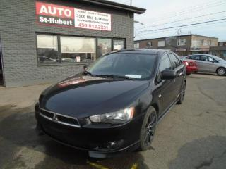 Used 2009 Mitsubishi Lancer GT for sale in St-Hubert, QC